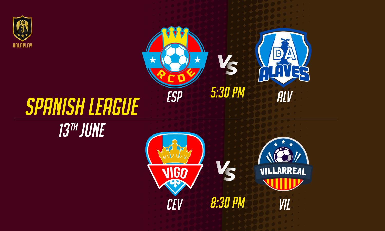 Spanish League - MatchDay 28
